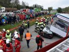 Katastrophenübung in Wartberg (1)
