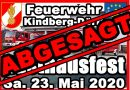 ABSAGE Rüsthausfest 2020