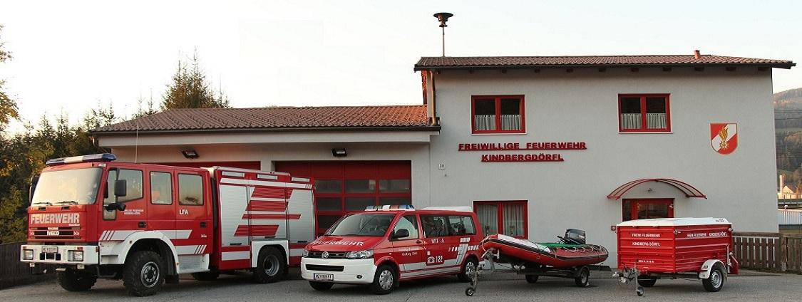 Freiwillige Feuerwehr Kindberg Dörfl