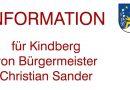 5. Information zum Coronavirus von Bgm. Christian Sander – 28.04.2020