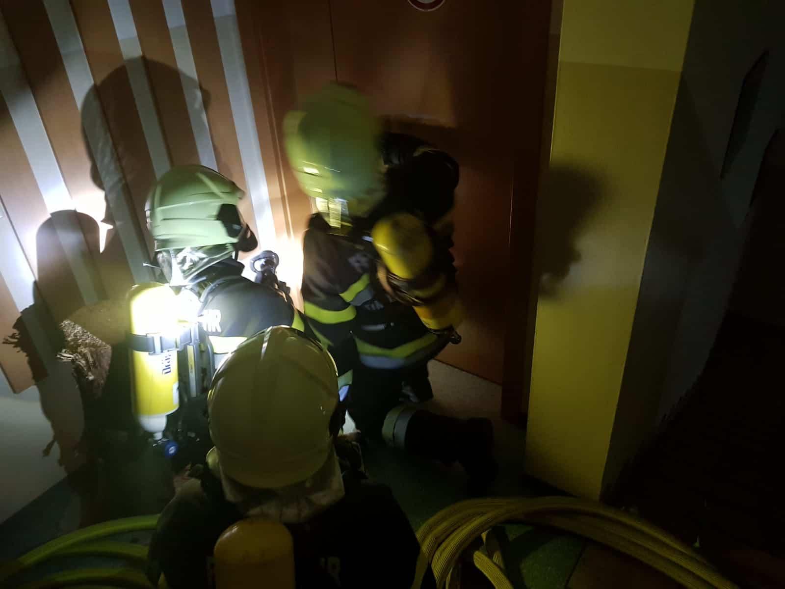 Atemschutzübung im Rüsthaus – 24.02.2020